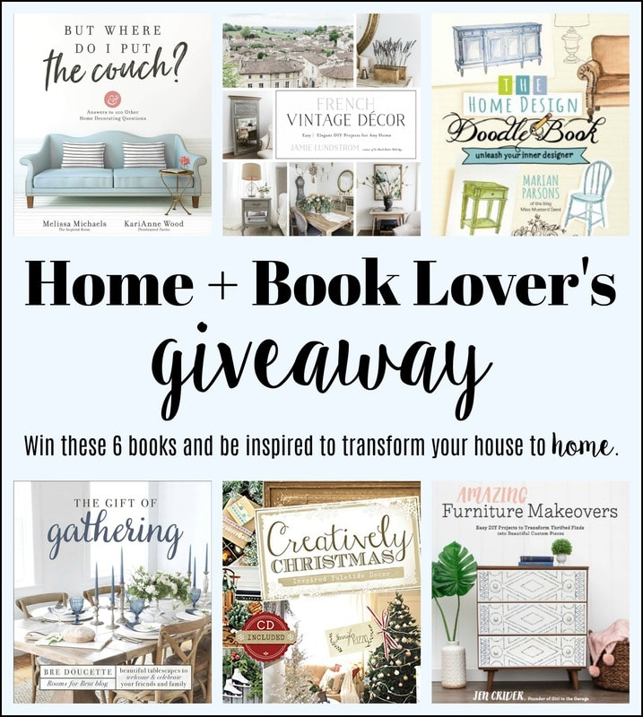 Great Book Giveaway Creatively Christmas and More
