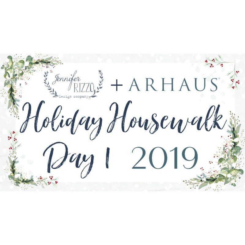 Welcome to the 2019 Holiday Housewalk Day 1!