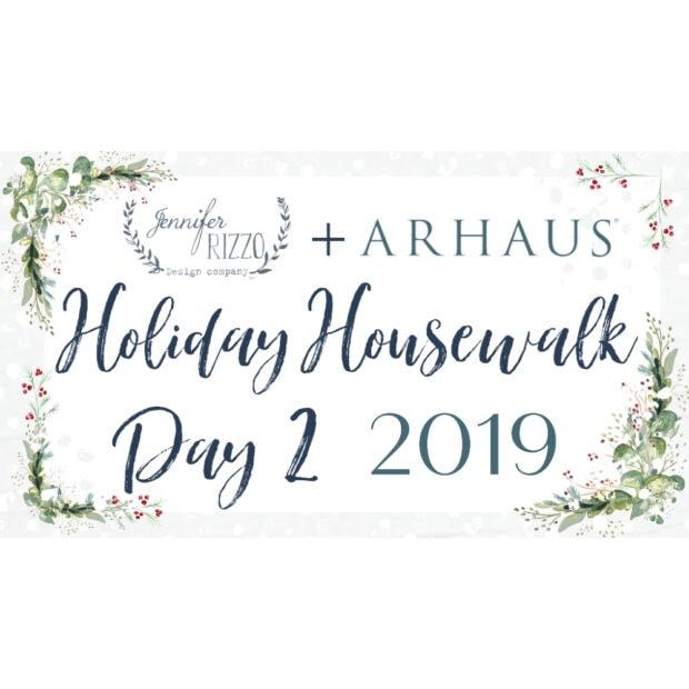 Jennifer Rizzo holiday housewalk day 2 hero