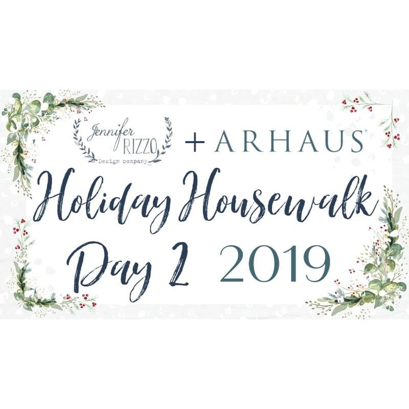 Jennifer Rizzo's 2019 Holiday Housewalk  Day 2