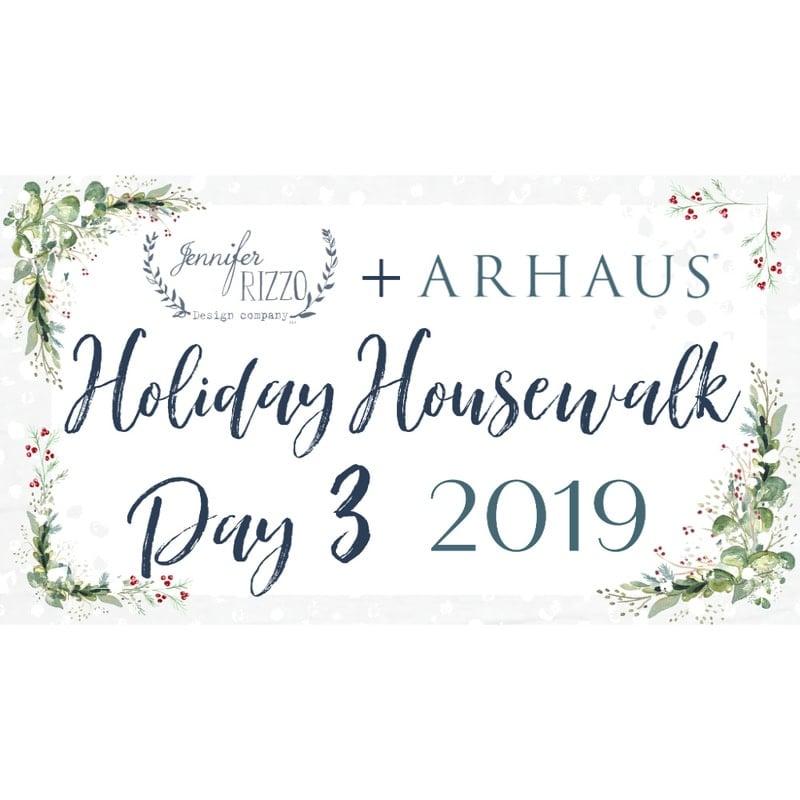 Jennifer Rizzo's 2019 Holiday Housewalk Day 3