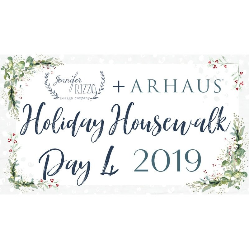Jennifer Rizzo's 2019 Holiday Housewalk Day 4