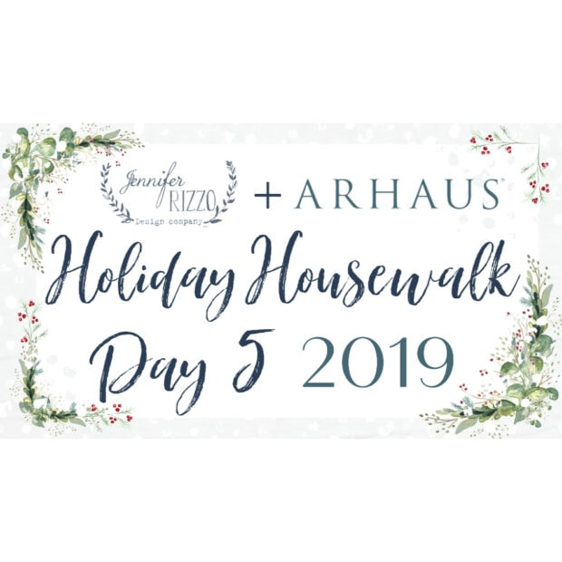 Day 5 Jennifer Rizzo Holiday Housewalk