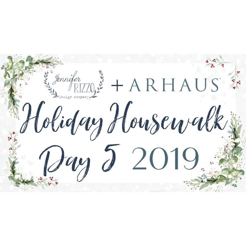 Jennifer Rizzo's 2019 Holiday Housewalk  Day 5