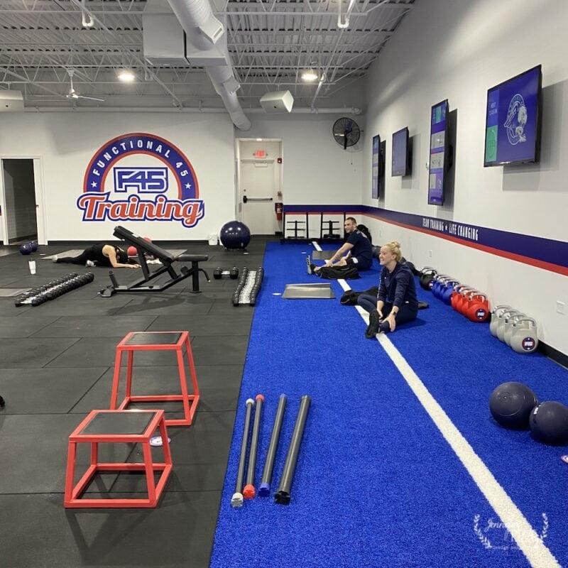 f45 Training South Lisle Functional Fitness Training