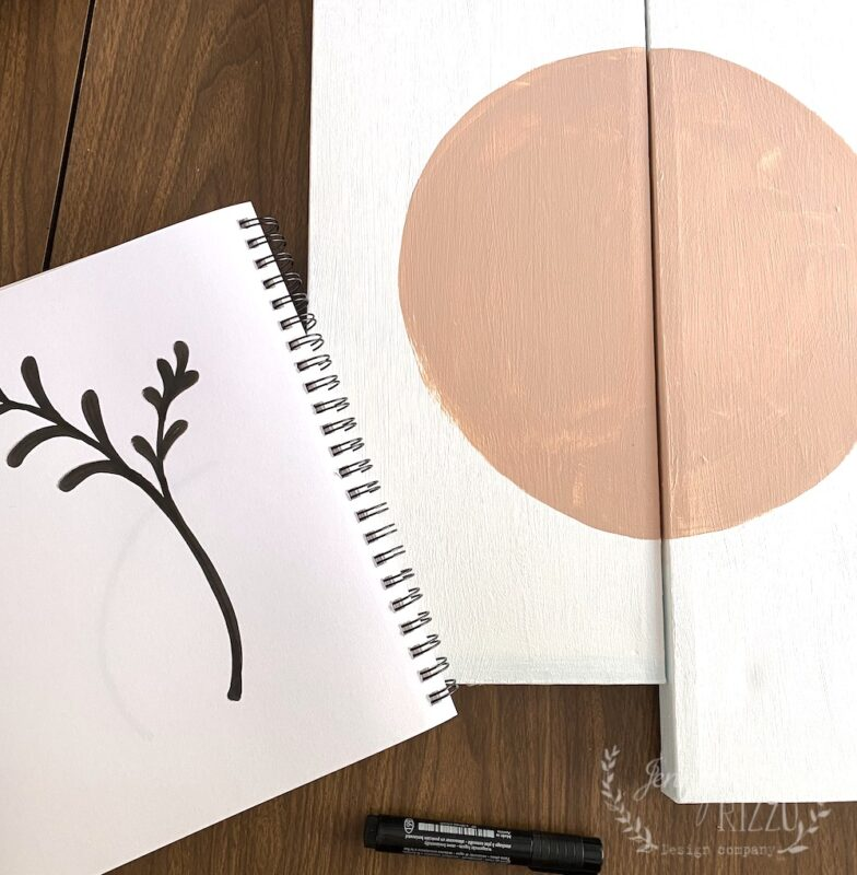 Add tree branch image to canvases