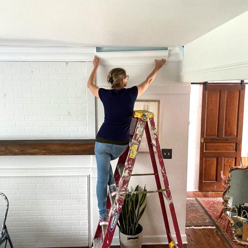 Installing fast and easy crown molding with Crown Molding Solutions