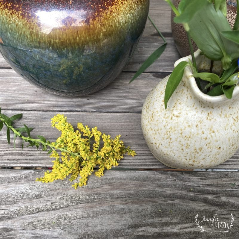 Foraging Wildflowers and Grasses for Natural Decorating