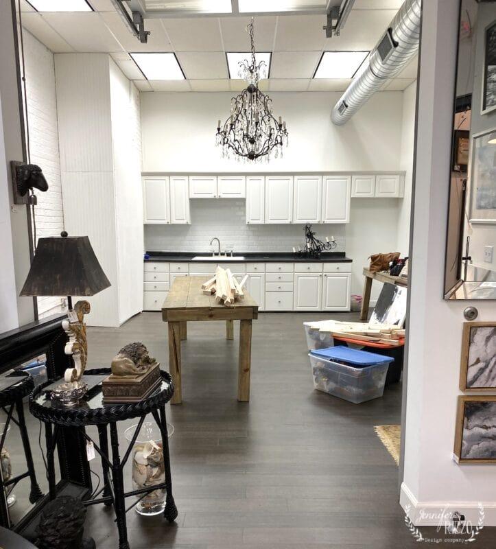 Jennifer Rizzo Design Company at Warehouse 55
