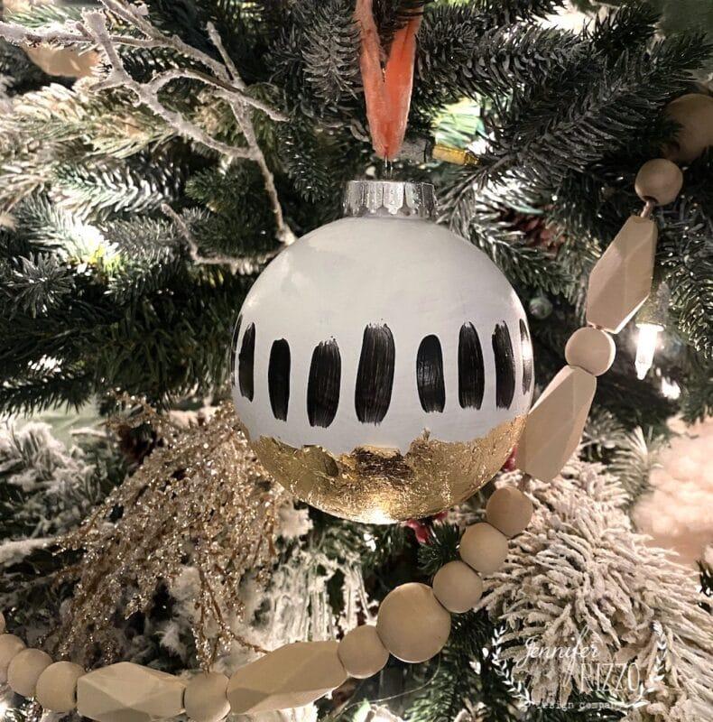 DIY boho ornament