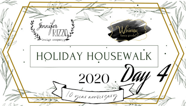 Day 4 Holiday Housewalk 2020