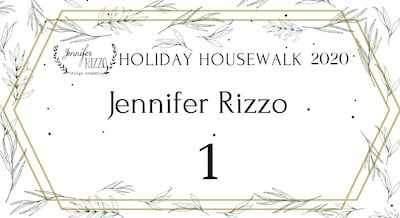Jennifer Rizzo Holiday Housewalk
