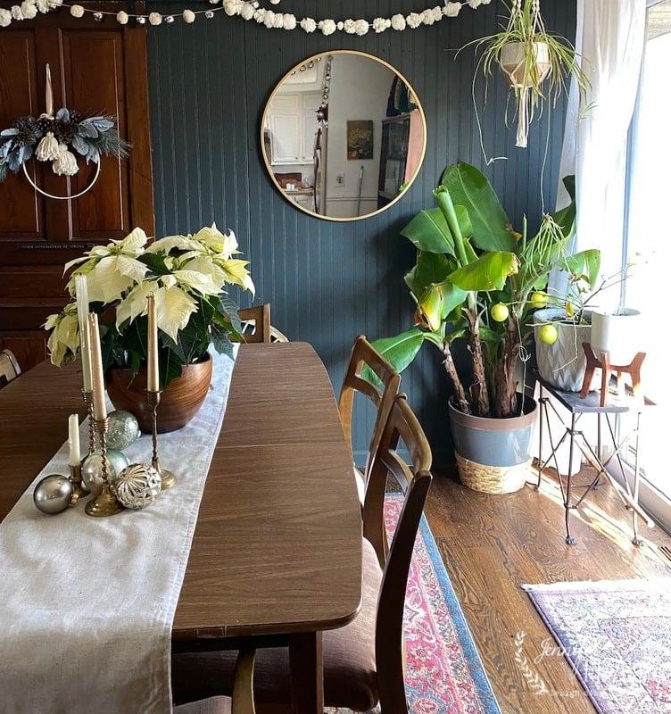 Mid Century Modern Chairs Reupholstered in Velvet