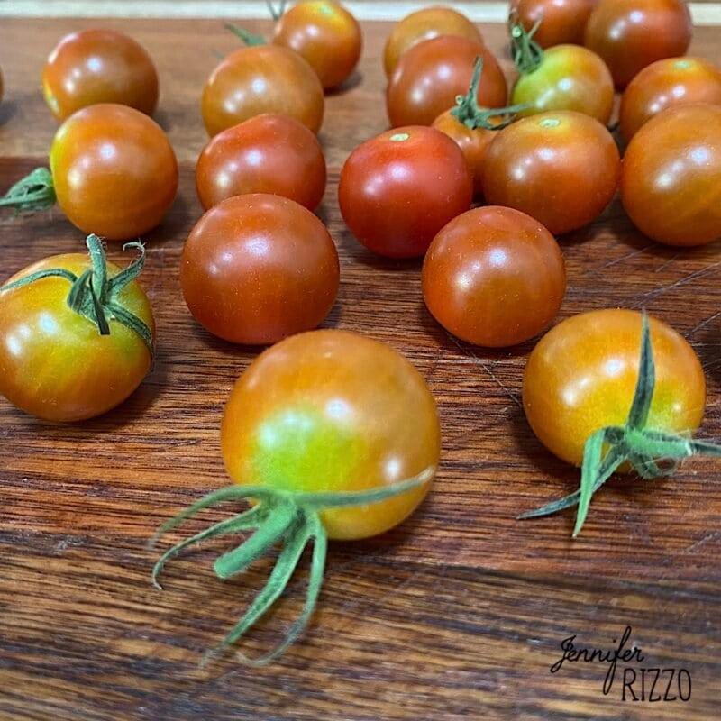 Sweet 100 cherry tomatoes